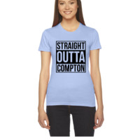 straight outta compton - Women's Tee