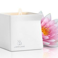 Afterglow Pink Lotus Massage Oil Candle - 4.5 oz.
