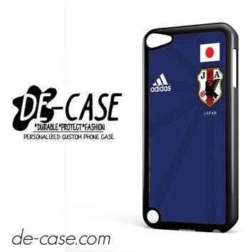 Japan Soccer Jersey For Ipod 5 Ipod Touch 5 Case Phone Case Gift Present YO