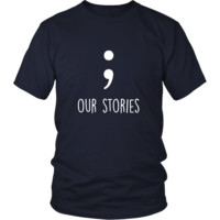 Valentine's Day T Shirt - Our stories