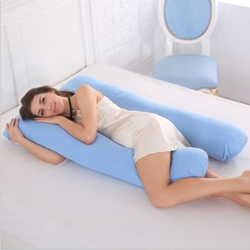 Maternity Bed - Cushion Side Sleeper Pregnancy Pillow - Comfortable Body Pillow for Pregnant Women