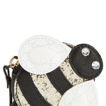 kate spade new york 'bee' leather coin purse   Nordstrom