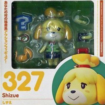 Good Smile Animal Crossing New Leaf - Shizue Isabelle Nendoroid US Seller USA