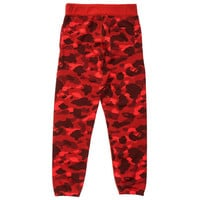 BAPE COLOR CAMO COLLEGE SWEATPANT | Undefeated