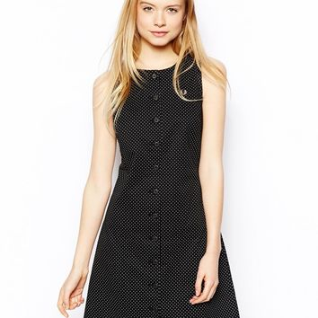 Fred Perry Pinafore Dress