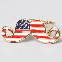 The American Mustache Ring