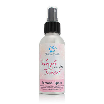 TANGLE IN THE TINSEL Personal Space Air Freshener