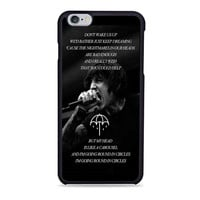 Bring Me The Horizon Happy Song Band Lyric  Iphone 6 Cases