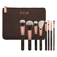 ZOEVA Rose Golden Brush Set at Beauty Bay