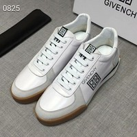 Givenchy autumn and winter new trend men's casual wild men's shoes White