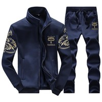 Elegant Tracksuit Casual for Men