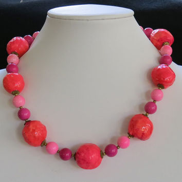 Best Neon Bead Necklace Products on Wanelo #0: x354 q80