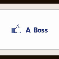 Like A Boss Cross Stitch Pattern | Los Angeles Needlework