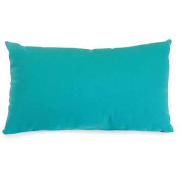 Teal Small Pillow