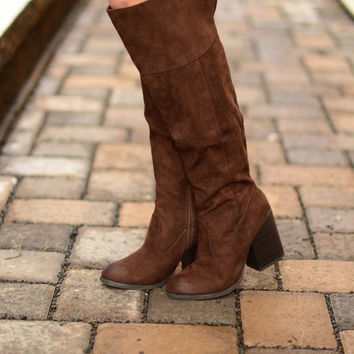 Per-Suede Me Boots