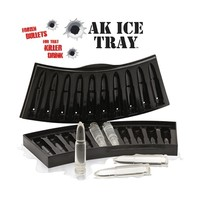 AK Icetray - Bullet Shaped Ice Tray