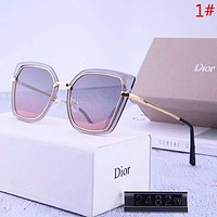 DIOR New fashion polarized more color glasses eyeglasses women