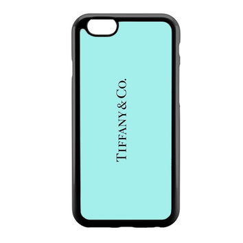 Color Branding Tiffany Blue Box Logo iPhone 6 Case