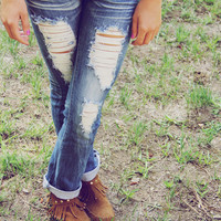 The Sawyer Bootcut Jean