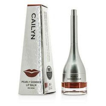 Pearly Shimmer Lip Balm - #06 Red Wine 4g/0.14oz