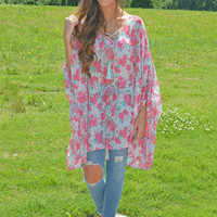 Pinot In Paradise Tunic