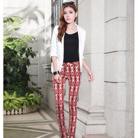 long pants for women, mid rise evening pants for women, plaid pencil women pants