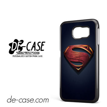 Man Of Steel Suit DEAL-6826 Samsung Phonecase Cover For Samsung Galaxy S6 / S6 Edge / S6 Edge Plus