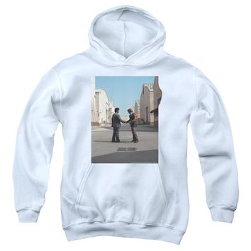 Pink Floyd - Wish You Were Here Youth Pull Over Hoodie