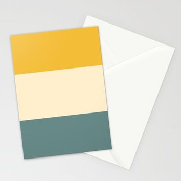 Sunshower Stationery Cards by spaceandlines