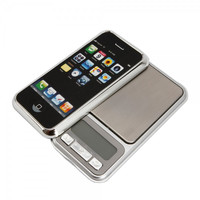 200g x 0.01g IPS-A200 iPhone Shape Digital Jewelry Scale g/oz/ct/gn