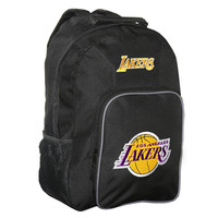 Southpaw Backpack NBA Black - Los Angeles Lakers