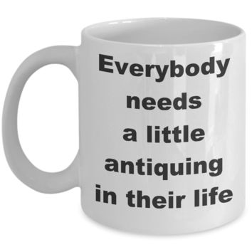 Antique Collectibles Hobby / Everybody needs a little antiquing in their Life / Collectible