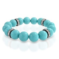 Bling Jewelry To Be Blue Bracelet