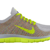 Free 4.0 Flyknit iD Men's Running Shoe