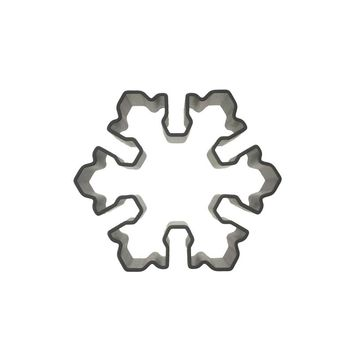 Free shipping snowflake cookie cutters cooking tools decoration Mold baking Fondant Sugar Craft Molds DIY Cake fimo