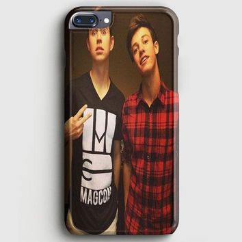 Nash Grier And Cameron Dallas iPhone 8 Plus Case | casescraft