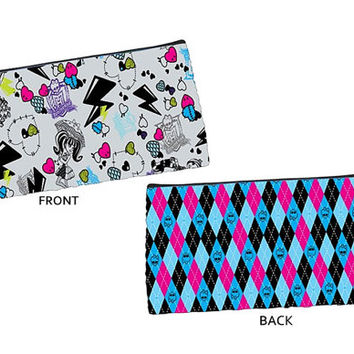 New Goodnight Monster High Scaris City Pencil Case Bag