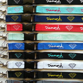 Diamond Supply Co lanyard  3-pack (Cell phone/Keys)