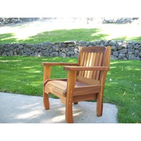 Wood Country Cabbage Hill Red Cedar Chair