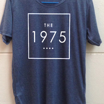 The 1975 shirt the1975 shirt The 1975 tshirt Unisex's clothing