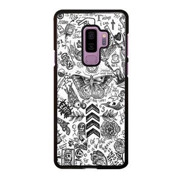 ONE DIRECTION TATTOOS Samsung Galaxy S9 Plus  Case