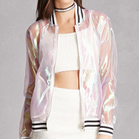 Pixie & Diamond Bomber Jacket