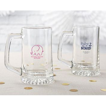 Personalized 15 oz. Beer Stein - Baby Shower