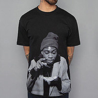 Paper Root Clothing — The PB & Crack Tee - Black