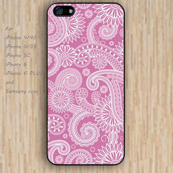 iPhone 6 case lace pattern iphone case,ipod case,samsung galaxy case available plastic rubber case waterproof B059