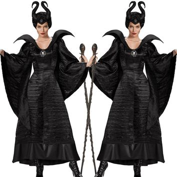 Maleficent Costume - Plus Size