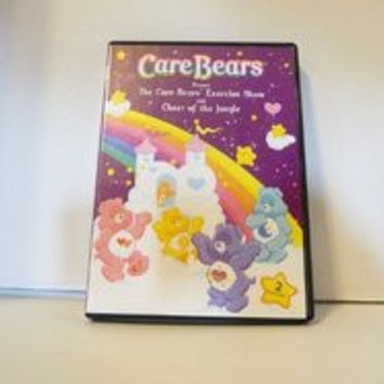 CARE BEARS PRESENT THE CARE BEARS MOVIE