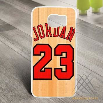 Michael Jordan number Custom case for Samsung Galaxy