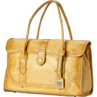 Frye Campus Satchel - Women's Banana, One