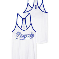 Kansas City Royals Strappy V-Neck Tank - PINK - Victoria's Secret